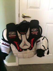 McKenney Pro Spec 470 - Goalie Chest and Arm protector