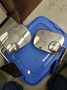 Chevy truck mirrors