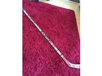 FREE: Gretzky Chrome Aluminium Ice Hockey Stick