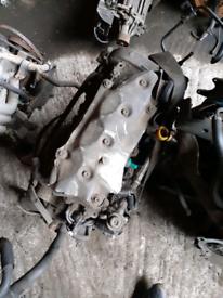 Daihatsu extol engine