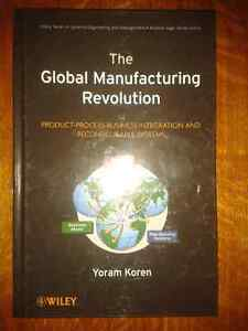 The Global Manufacturing Revolution Textbook Windsor Region Ontario image 1
