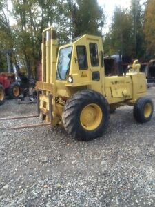 lift king rough terrain forklift