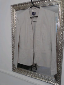 Marks and Spencer ladies linen jacket size 8