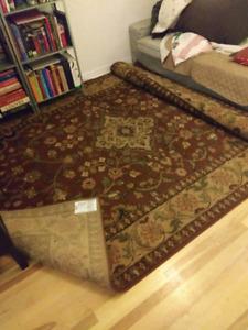 Grand tapis/Large area rug