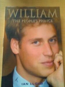 PRINCE WILLIAM  (en anglais)