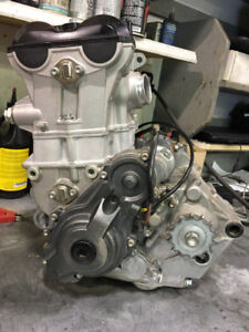 Rebuilt KTM 450sx-f engine fits 2007-2012