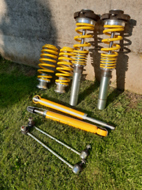 Seat leon coilover kit