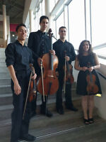 String Quartet for Hire