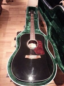 Guitare Walden CD550EB + case gator