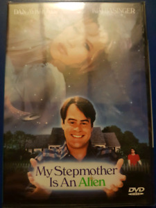 My Stepmother Is An Alien DVD  (NEW)
