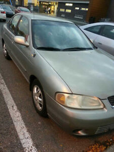 2001 Nissan Sentra Familiale-1450$