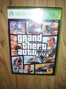 GTA5 for Xbox 360 for sale