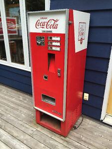 frigidaire Coke pour canettes