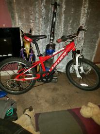 Carrera blast junior mountain bike here for sale
