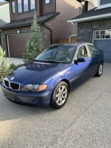 2003 BMW 325i good condition under 135,000km