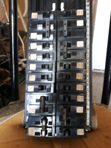 100 amp breaker and panel
