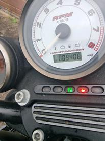 Harley xr1200x