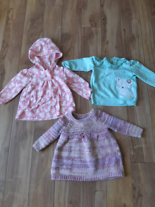 Girls 6-12 month clothes
