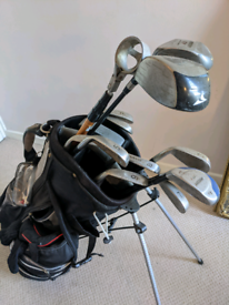 Golf clubs - full set