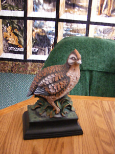 Many Pieces....Wildlife/hand painted Ceramcs