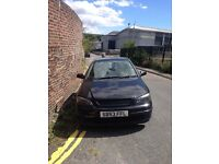 Vauxhall Astra selling for parts
