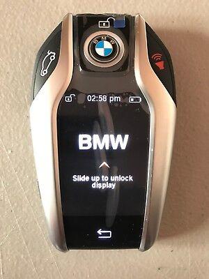 BMW 740 750 7 Series 2016-2018 Smart Display Key G12 G30 G32 Brand New