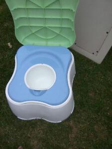 Petit toilette pour enfant