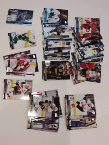 Hockey cards Upper Deck 2017-2018 series