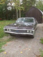 1969 Chevrolet Impala 2 door