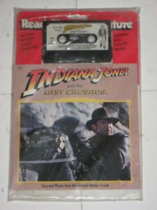 Indiana Jones and the Last Crusade novelty item!