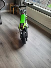 Razor SX350 electric bike