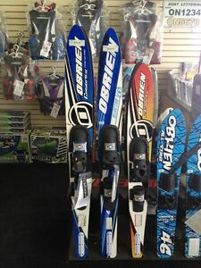 Tubes, Wakeboards, Skis, and more from O'brien at Dundas Marine