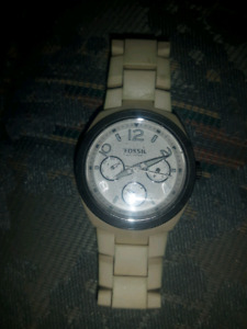 Ladies Fossil Watch $35 Pickup at Islington and Eglington