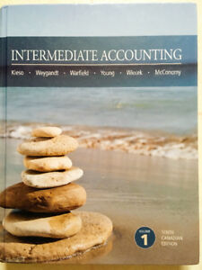 Intermediate Accounting 1 Textbook - Red River College