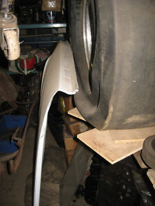 1966 Chevelle/El Camino hood, nice, western, sell/trade London Ontario image 2