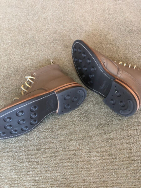 Men's british boots- trickers size  9.5