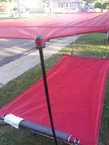 Portable Hammock With Sunshade Kitchener / Waterloo Kitchener Area image 4
