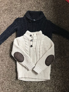 Sweaters size 3T