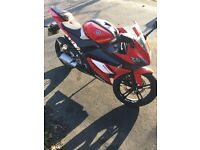 Yamaha Yzf R125 Low Miles Under 5k Miles
