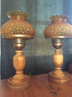 Lampes antiques
