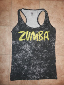 Bag of ZUMBA tops