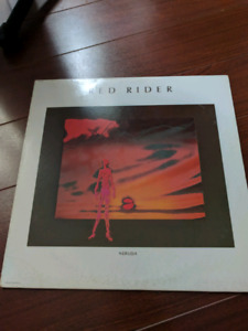 Red Rider - Nerda record vinyl lp