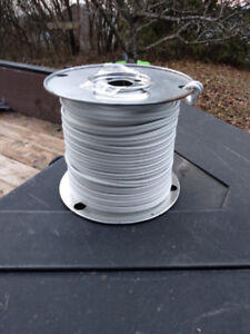 New Electrical Wire.
