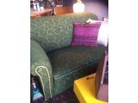 Edwardian 2seater sofa