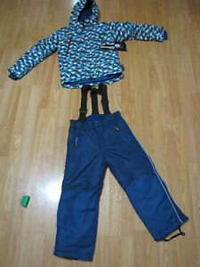brand new boys winter suit