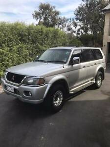 2002 Mitsubishi Challenger Station Wagon Frankston South Frankston Area Preview