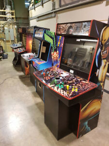 Personalized Arcades and Pinball Machines, Financing Available