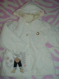 5T Girl's --- Fleece lined Water Repellent Jacket & vest dress s
