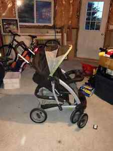 GRACO - Baby stroller for sale. Excellent condition hardly used. St. John's Newfoundland image 1