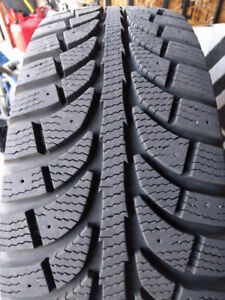 Gt Radial Champiro ice pro winter tires and rims